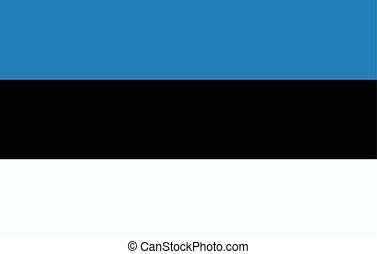 σημαία , εσθονία