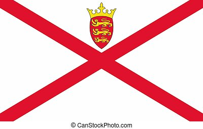 σημαία , ζέρσεϊ