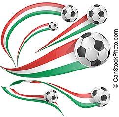 σημαία , θέτω , μεξικάνικος , ιταλίδα