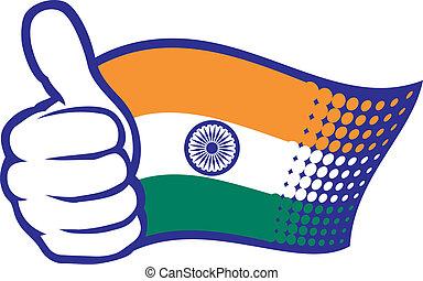 σημαία , ινδία