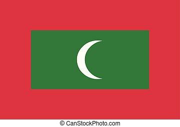 σημαία , μαλβίδες
