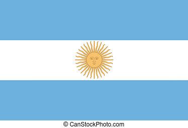 σημαία , μικροβιοφορέας , αργεντινή , εικόνα