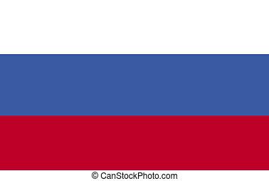 σημαία , ρώσσος