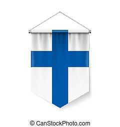 σημαία , φινλανδία , μικρή σημαία