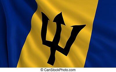 σημαία , barbados