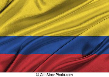 σημαία , colombia.