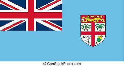 σημαία , fiji