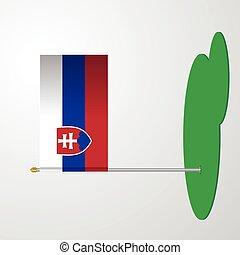 σημαία , slovakia , πολωνός