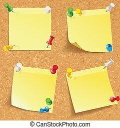 σημείωση , βέργα , κίτρινο