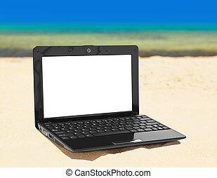 σημειωματάριο , παραλία