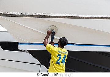 σιάμ , βάρκα , διατήρηση , phuket