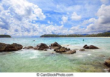 σιάμ , παραλία , kata, phuket