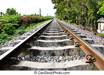 σιδηρόδρομος