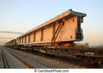 σιδηρόδρομος , μεταφορά , αρτηρία , μέσα , βόρεια είδη...