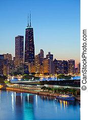 σικάγο , skyline.