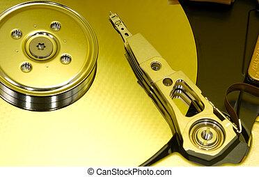 σκληρόs δίσκοs