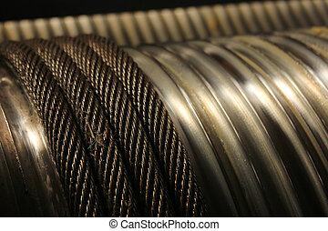 σκοινί , σύρμα