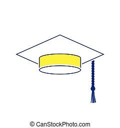 σκούφοs , αποφοίτηση , εικόνα
