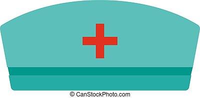 σκούφοs , νοσοκόμα