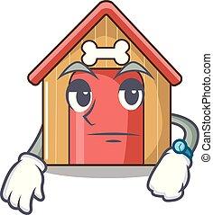 σπίτι , σκύλοs , αναμονή , ξύλο , σπίτι , γουρλίτικο ζώο