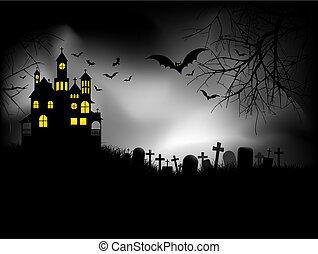 σπίτι , στοιχειωμένος