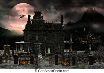 σπίτι , 2 , στοιχειωμένος