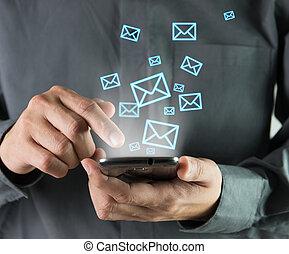 στάλσιμο , sms
