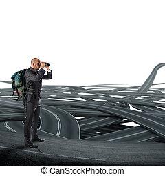 σταδιοδρομία , απόφαση , μέλλον , μπερδεμένος , επιχείρηση