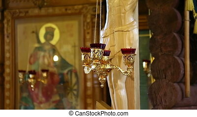σταυρός , μέσα , ο , εκκλησία