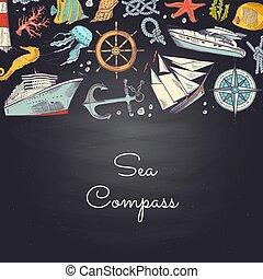 στοιχεία , θάλασσα , χρώμα , εδάφιο , μικροβιοφορέας , ...