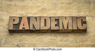 στοιχειοθετημένο κείμενο , λέξη , δακτυλογραφώ , πανδημία ιατρική , ξύλο