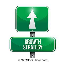 στρατηγική , ανάπτυξη , δρόμος αναχωρώ