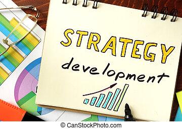 στρατηγική , ανάπτυξη