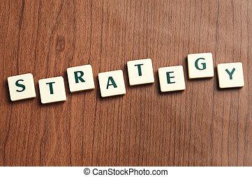 στρατηγική , γινώμενος , λέξη , γράμμα , δείγμα