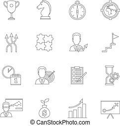 στρατηγική , σχεδιασμός , περίγραμμα , επιχείρηση , εικόνα