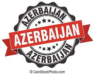 στρογγυλός , αζερμπαϊτζάν , ταινία , σφραγίζω
