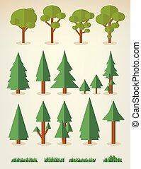 συλλογή , δέντρα