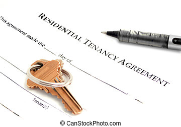 συμφωνία , κατοικητικός , tenancy