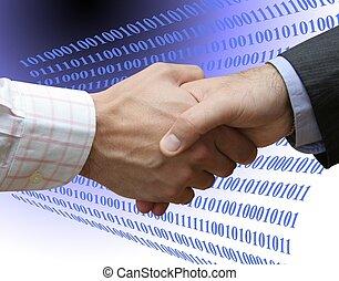 συμφωνία , κρυπτογράφημα