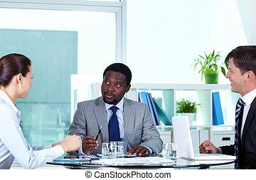 συνάντηση , αρμοδιότητα εργάζομαι αρμονικά με