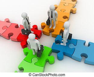 συνάντηση , γρίφος , πάροδος , 3?, επιχείρηση