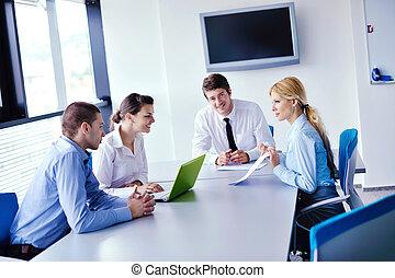 συνάντηση , επαγγελματική επέμβαση , άνθρωποι