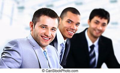 συνάντηση , κουβεντιάζω αρμοδιότητα , άνθρωποι