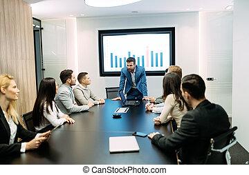 συνέδριο , εικόνα , δωμάτιο συναντήσεων , επιχείρηση