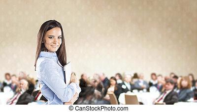 συνέδριο , επιχείρηση
