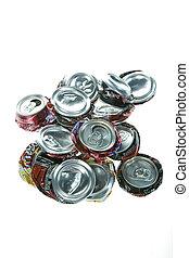 συνέθλιψα , κρότος , cans