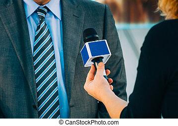 συνέντευξη τύπου