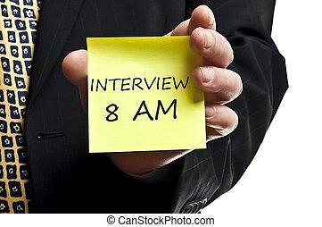 συνέντευξη , 8