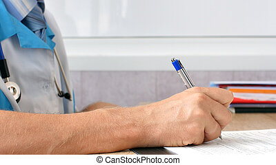 συνταγή , γιατρός , ιατρικός , rx , γράψιμο , επαγγελματικός , clipboard.