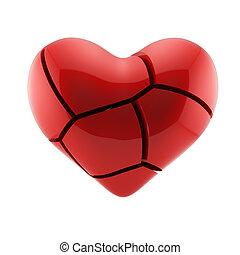 συντετριμμένη καρδιά